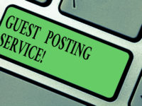 4 Reasons Guest Posting Service is Important