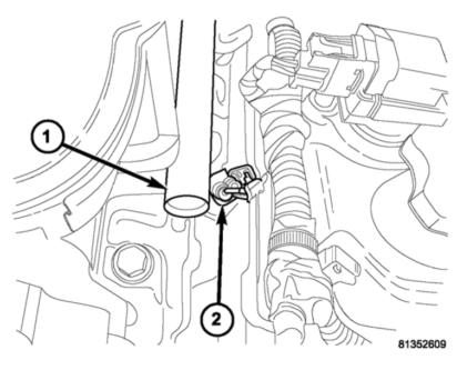 How to Remove Fuel Injector 2005 Chrysler 300